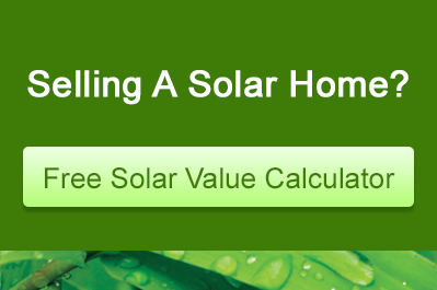 Value and market tools for your solar system home